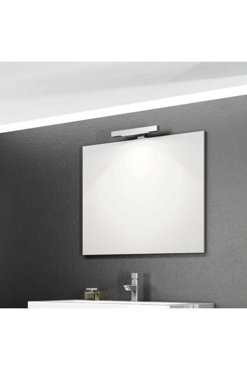 LED ogledalo Loft/Sibilia (80 x 68 cm)