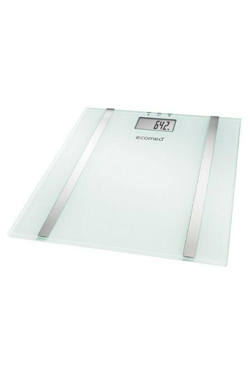 Osebna tehtnica Medisana Ecomed BS-70E (digitalna, za analizo telesne maščobe, vode in mišic v telesu, do 150 kg)