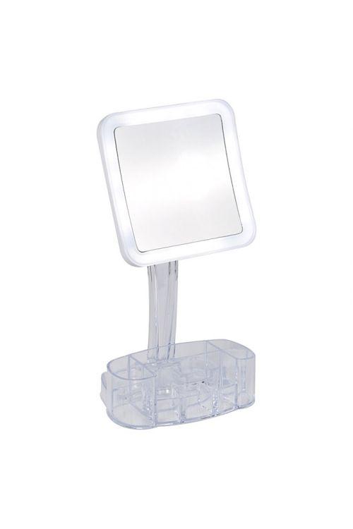 Kozmetično ogledalo Venus Bella (10x povečanje, z LED osvetlitvijo)