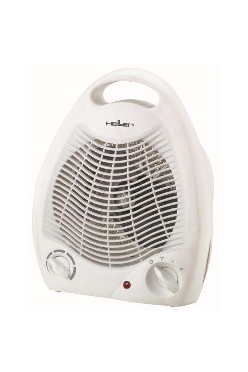 KALORIFER HELLER HL706 (1kW / 2 kW, nastavljiv termostat, ventilator, zaščita pred pregrevanjem)