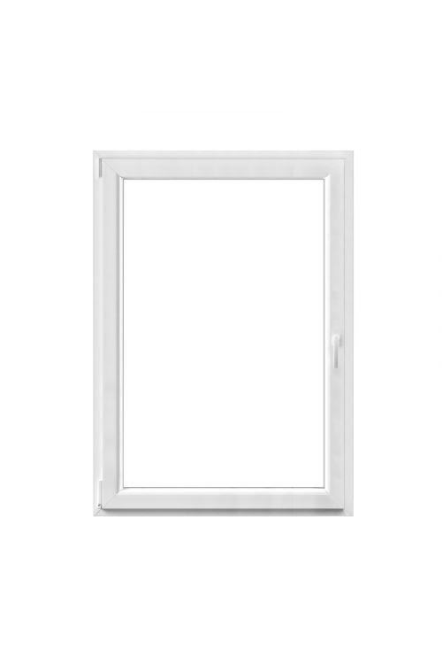 Okno Solid Elements (1000 x 1400 mm, PVC, belo, levo, trojna zasteklitev)