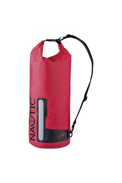 Navtična torba Marinepool Drybag AQ (30 l, 100 % PVC, rdeče barve)