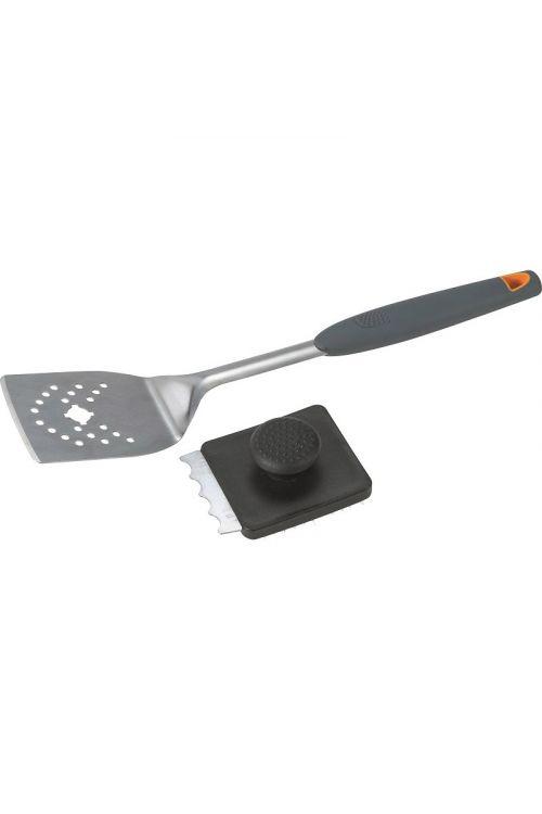 Večnamensko orodje Kingstone Multitool 3 v 1 (krtača, strgalo in dvigovalka)
