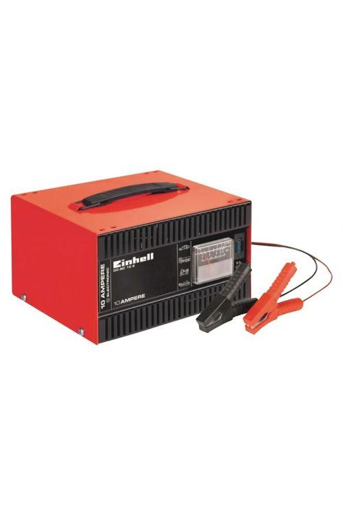 Polnilec akumulatorjev Einhell CC-BC 10 E (12 V, za akumulatorje 5–200 Ah)