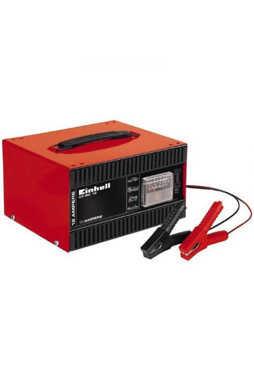 Polnilec akumulatorjev Einhell CC-BC 12 (12 V, za akumulatorje 26–120 Ah)