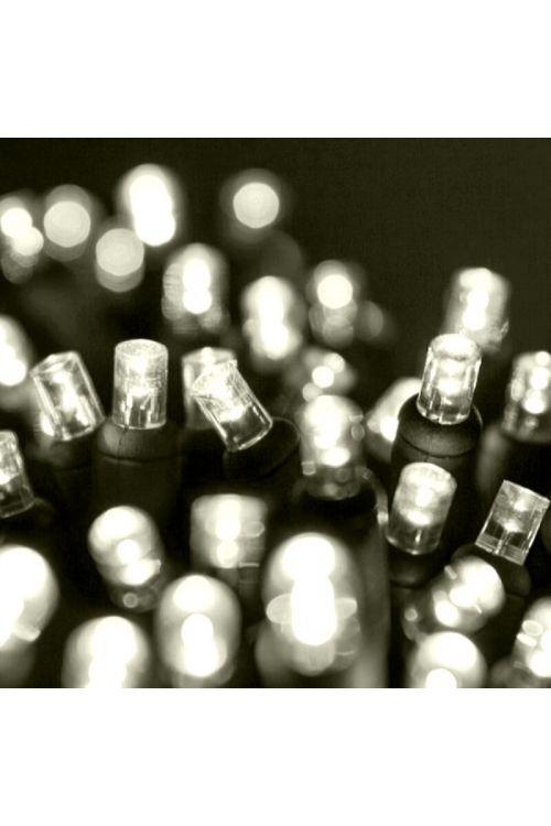 LED lučke Neplast (2000, veriga, hladno bela)