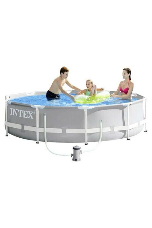 Montažni bazen Intex Prism Rondo (Ø x v: 305 x 76 cm, filtrska črpalka: 1.250 l/h)