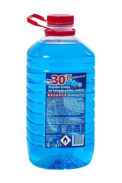 Tekočina za pranje vetrobranskega stekla Bauhaus (3 L, do -30 °C)