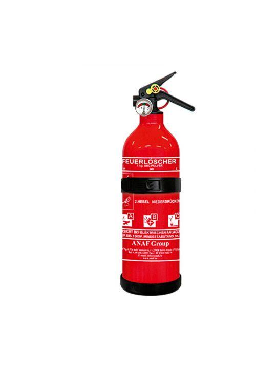 Gasilni aparat na prah Anaf (1 kg, standard DIN EN 3)