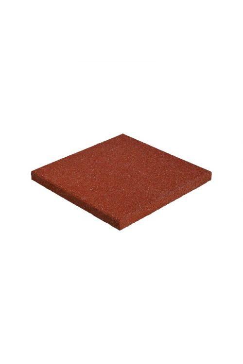 Gumijasta plošča za otroška igrala (50 x 50 x 3 cm)