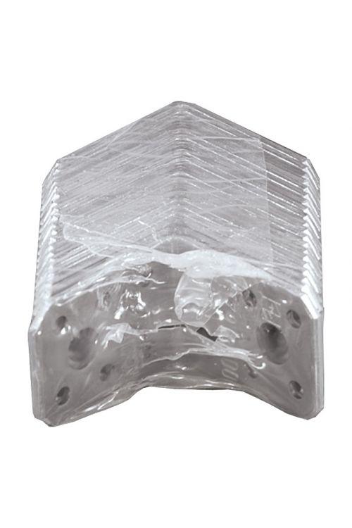 Kotnik Stabilit (50 x 50 x 35 mm, jeklo, 20kosov)