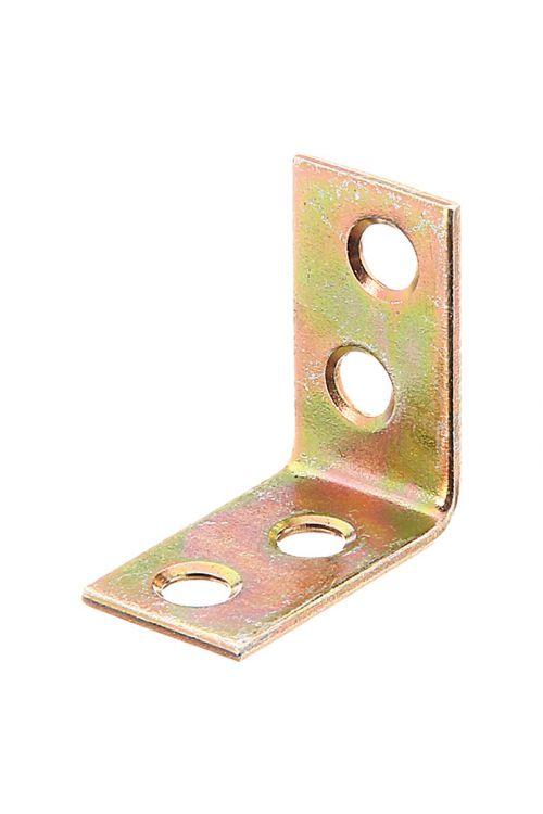 Kotnik Stabilit (25 x 25 x 15 mm, jeklo, pocinkan, 12kosov)