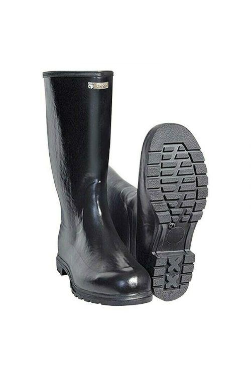 Polvisoki gumijasti škornji (velikost: 44, filc)