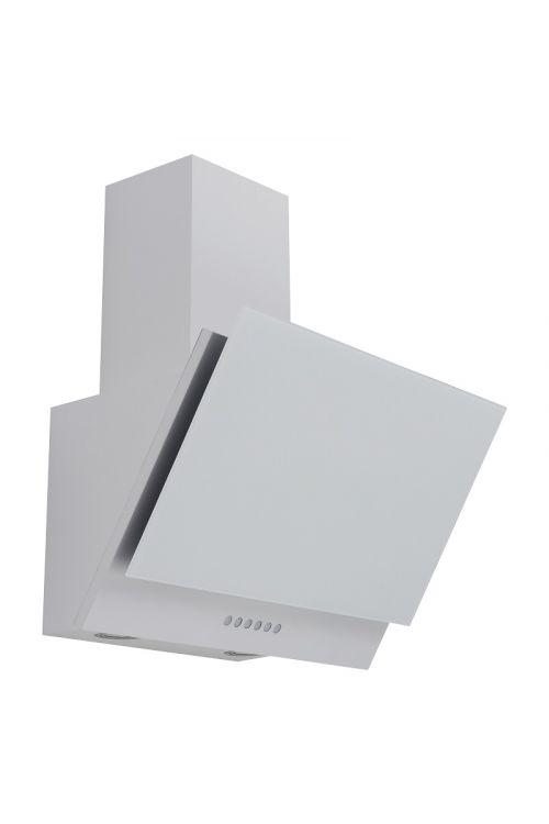 Poševna kuhinjska napa Respekta 66038-60 (60 cm, pretok zraka do: 567,8 m³ / h,bela)
