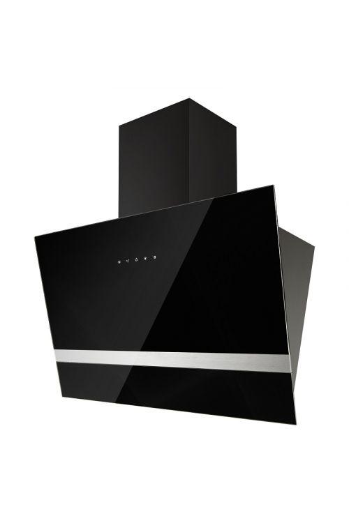 Poševna kuhinjska napa Respekta CH24060SA (60 cm, pretok zraka do: 700 m³ / h, črna)