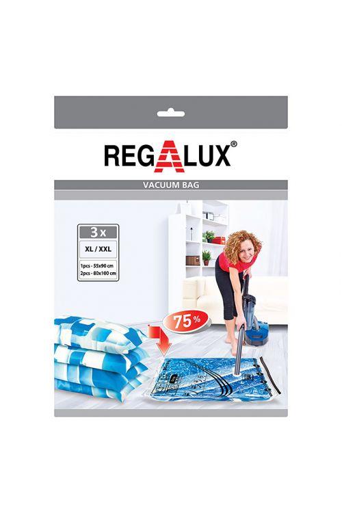 Komplet vakuumskih vrečk Regalux (3 kosi, 90 x 55, 100 x 80 cm)