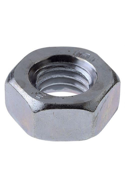 Šestroba matica Profi Depot VZ (M12, širina ključa: 19, jeklo, 25 kosov)