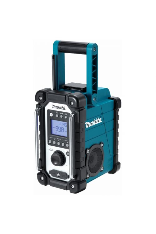 Akumulatorski radio MAKITA DMR107 (7,2 V - 18 V / AC)
