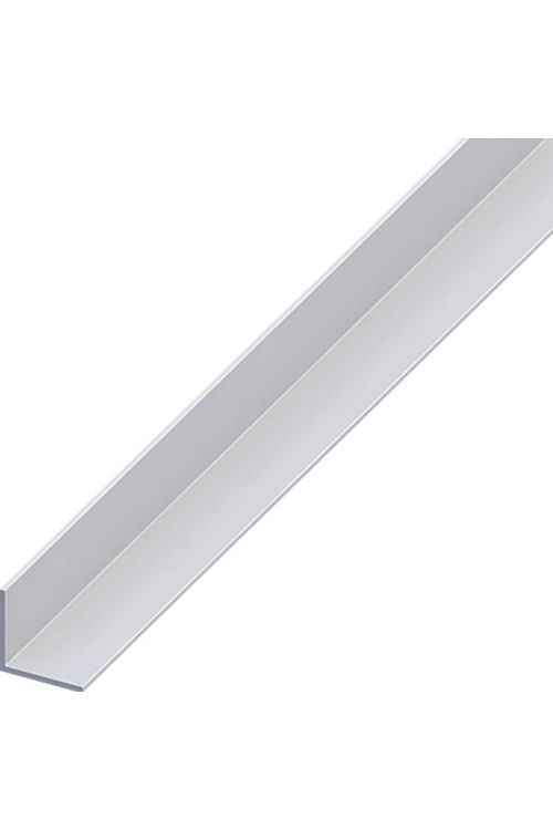 Kotni profil Kantoflex (2.000 x 40 x 40 mm, debelina: 2 mm, aluminij, eloksiran, srebrn)