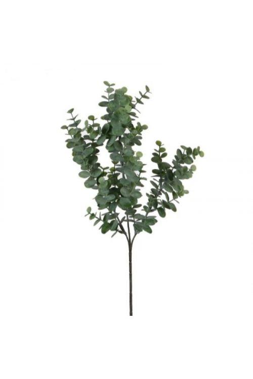 Umetni dekorativni evkaliptus (višina: 65 cm, plastičen, zelen)