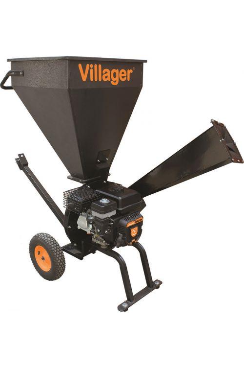 Bencinski drobilnik vej Villager VPC 250 S (4,1 kW, največji premer veje: 1,2 cm/7,6 cm)