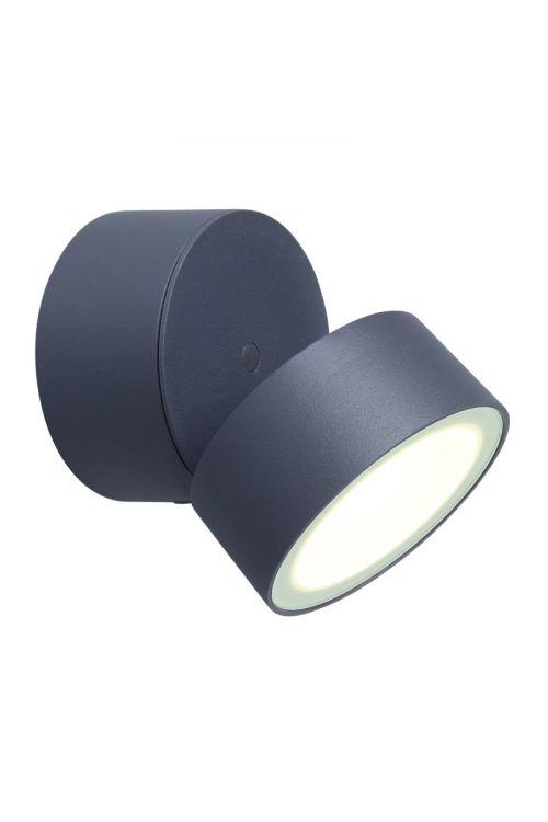 LED ZUNANJA STENSKA SVETILKA TRUMPET (11 W, 850 lm, 4.000 K, IP54, premer 9,4 cm)