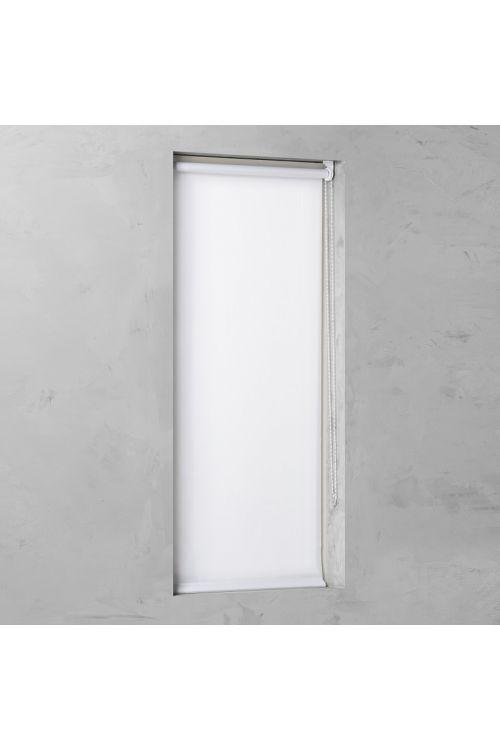 Rolo Basic (175 x 100 cm, bel, poliester)