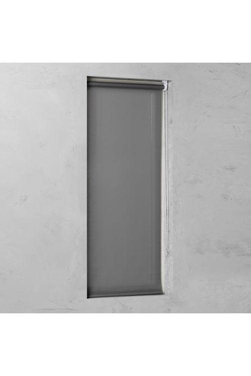 Rolo Basic (175 x 100 cm, siv, poliester)