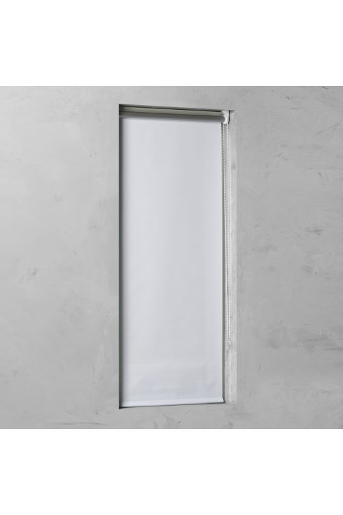 Rolo Basic (175 x 80 cm, bel, poliester)