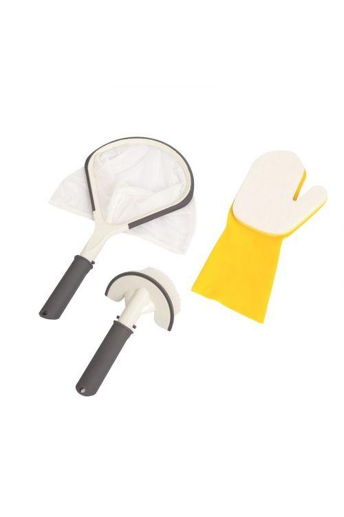 Set za čiščenje hidromasažnega bazena (3-delni)