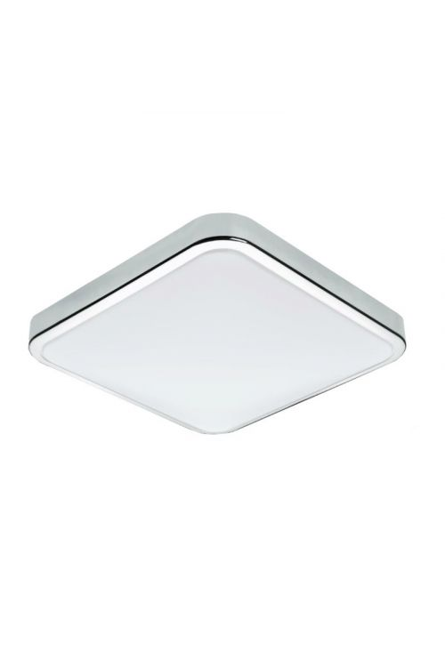 LED STROPNA SVETILKA MANILVA 1 (16 W, 1.500 lm, 230 V, 3.000 K, IP44, 29 x 29 x 7 cm, bela)