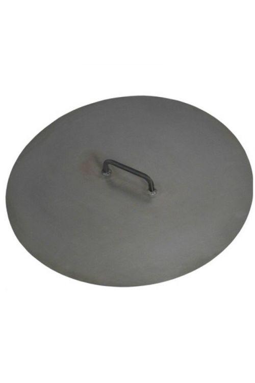 Pokrov za posodo za ogenj (Ø 80 cm, jeklo)