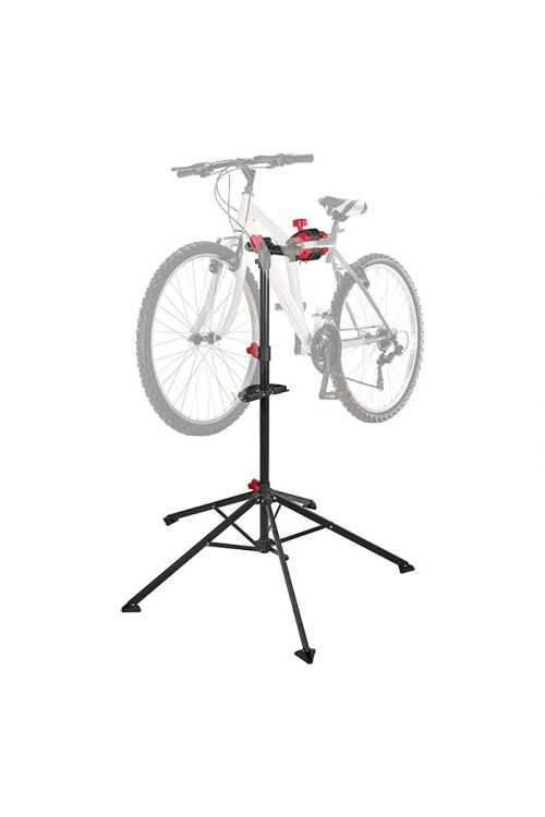 Stojalo za montažo koles WALTER (za okvir Ø 25 - 40 mm, višina od 108 - 109 cm)
