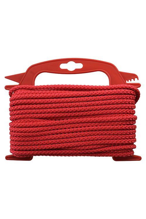 Polipropilenska vrv Stabilit (6 mm x 15 m, osemkratno pletena, obremenljivost: 45 kg)