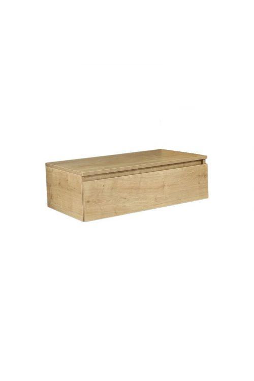 Spodnja podumivalniška omarica Elegant (80 cm, hrast)