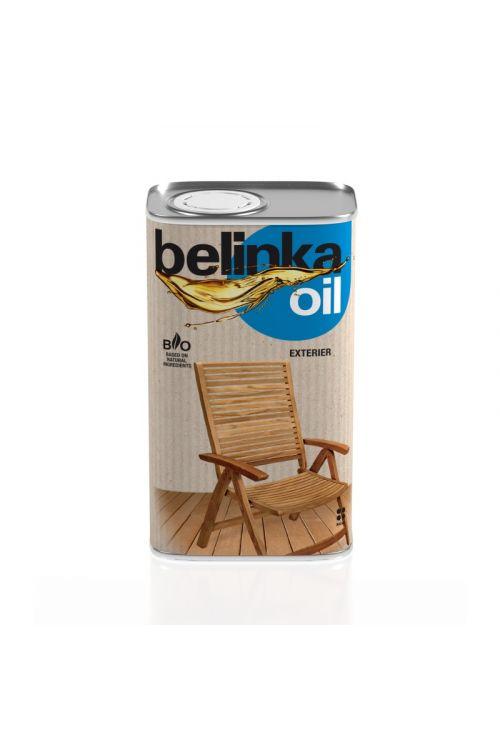 Olje za les BELINKA EXTERIER (500 ml, zaščita in nega, bio impregnacija na osnovi naravnih rastlinskih olj, brezbarvna)