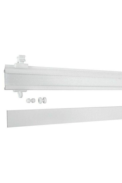 Vodilo za panelne zavese Expo Ambiente Glider (širina: 15 mm, bele barve)