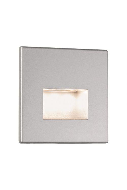 LED VGRADNA SVETILKA EDGE (1 W, 50 lm, 2.700 K, IP20, 8 x 8 x 4 cm, bela )