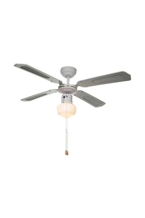 Stropni ventilator Dolly (50 W, Ø 105 cm, višina 39,5 cm, osvetlitev 1 x 60 W)