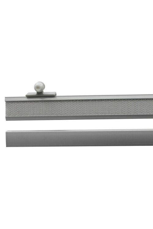 Vodilo za panelne zavese Expo Ambiente Smart Add (60 cm, aluminij)