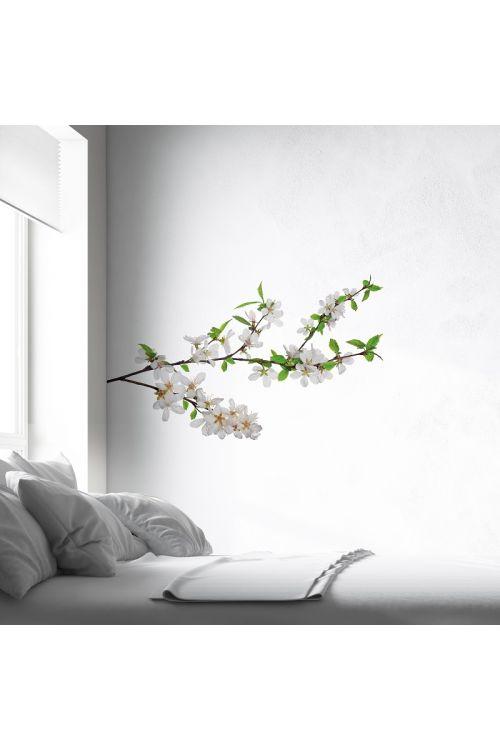 "Dekorativna nalepka ""White Ramage"" (35 cm x 100 cm)"