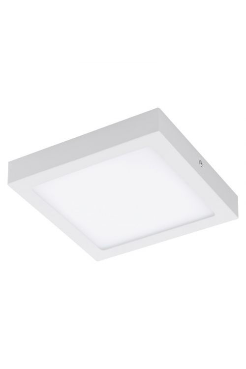 LED stropna svetilka Eglo Fueva-C (15,6 W, 22,5 x 22,5 x 4 cm, 200 lm)