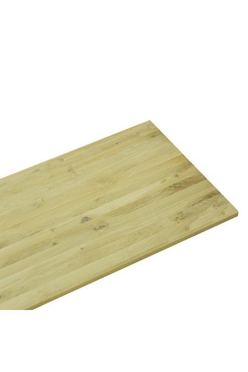 Delovna plošča Exclusivholz (200 x 60 x 2,6 cm, hrast)