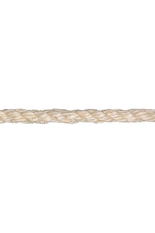 Vrv iz sisala Stabilit (8 mm x 10 m, trojno pletena)