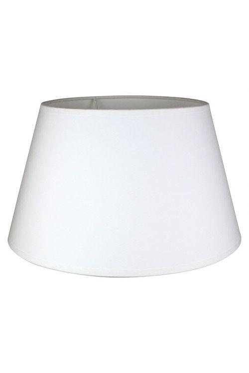 Senčnik za svetilko Home Sweet Home Largo (30 x 17 cm, bel)