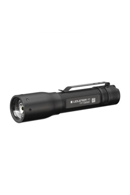 LED polnilna svetilka P3 LEDLENSER (25 lm, 1,5 V)