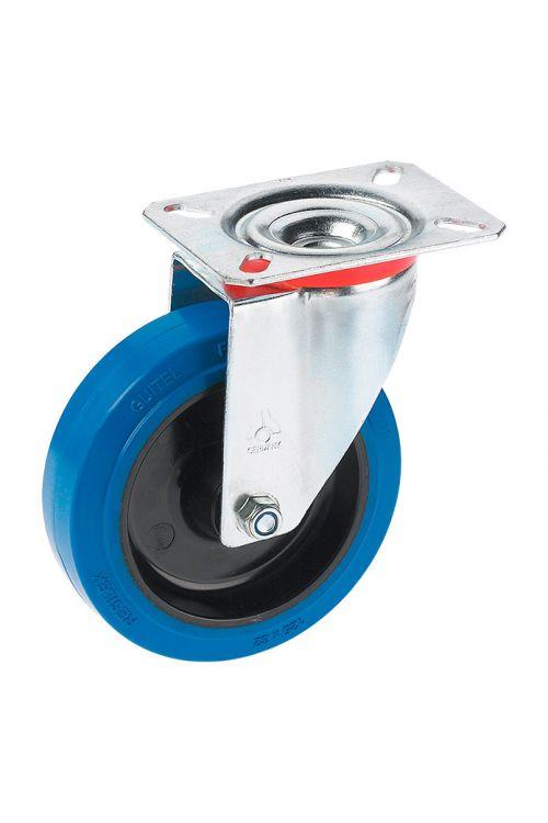 Vrtljivo kolo Stabilit (premer kolesca: 100 mm, nosilnost: 150 kg, valjčni ležaj, s ploščo)