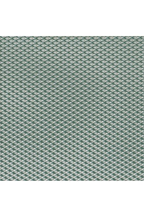 Ekspandirana pločevina Kantoflex (1.000 x 300 mm, debelina: 2,2 mm, jeklo, cev, mere: 10 x 5,8 mm)