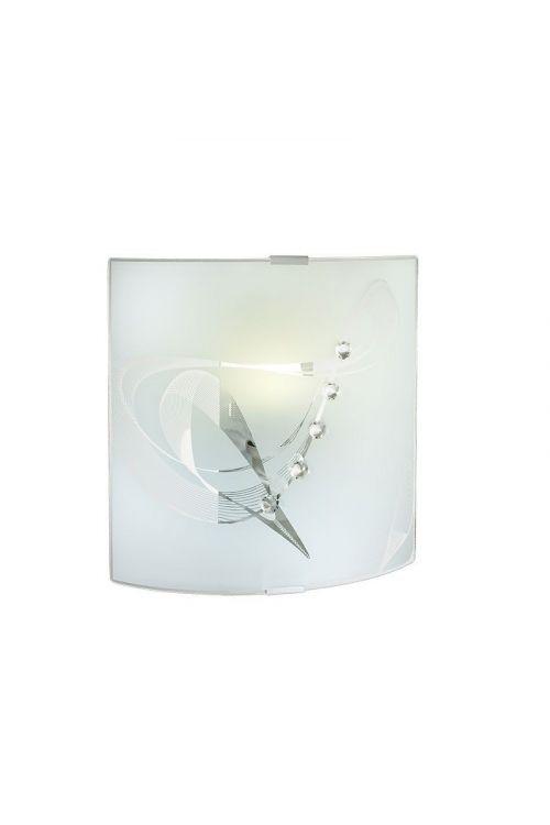 Stenska svetilka Ferotehna Serenity (60 W, 26 x 26 x 8 cm, E27)