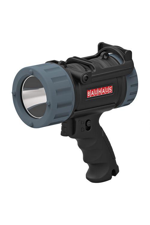 LED ročni reflektor BAUHAUS (3 W, črn, IPX7)